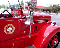 1940 Seagrave Aerial Ladder Truck (8)