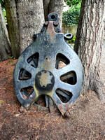 Logging Pulley
