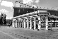 1872 New Market North Colonnade 1956