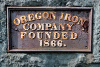 Oregon Iron Company Furnace 1866 (4)