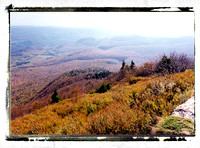The Berkshires from Mt. Greylock