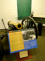 Fort Spokane 12 Pound Mountain Howitzer