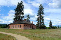 Fort Spokane Guardhouse