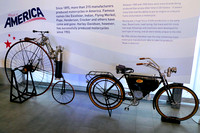 1884 American Star & 1908 CCM Lightweight Deluxe