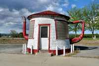 1923 Teapot Dome Gas Station