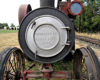 Advance Steam Tractor