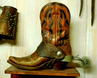 Boot & Spur