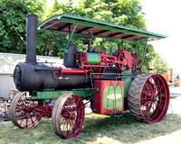 Aultman Taylor Steam Tractor