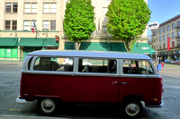 Volkswagen Bus on SW 12th Avenue (2)