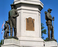Cass County Soldiers & Sailors Monument