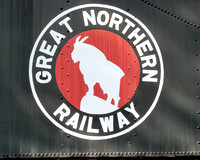 Great Northern Railway Locomotive #1147 (14)