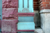 1890s Baker City Iron Works Pilaster (3)