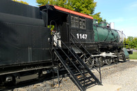 Great Northern Railway Locomotive #1147 (12)