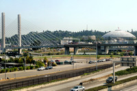 Foss Canal Bridge & Tacoma Dome (2)