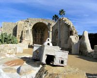 Model & Ruins of the Mission