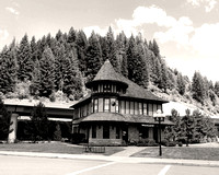 Northern Pacific Railway Depot