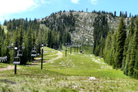Anthony Lakes Ski Lift