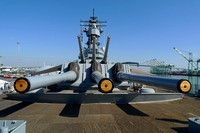 USS Iowa 16 inch Guns (2)