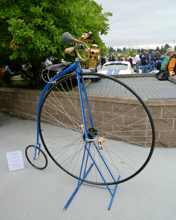 1882 Peugeot Penny Farthing