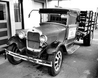 Hailstone Feed Store Model A Truck