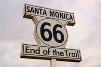 Route 66 The End