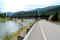 Clark Fork River Bridge NPRR