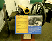 Fort Spokane 12 Pound Mountain Howitzer (2)